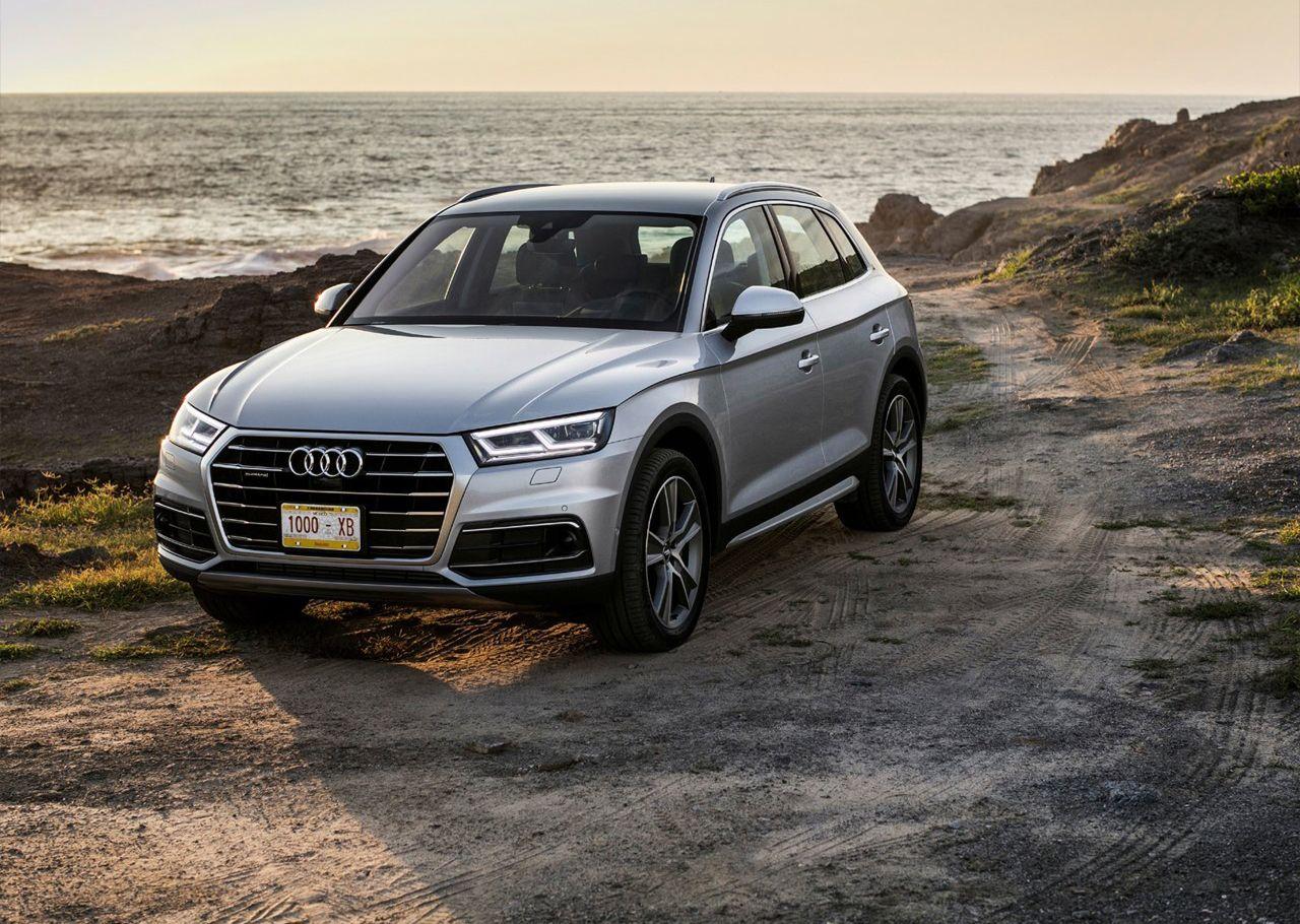 A Audi